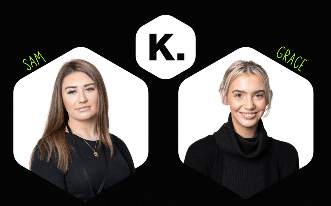 Our apprentices: 3 months on