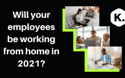 Will your employees be working from home in 2021?